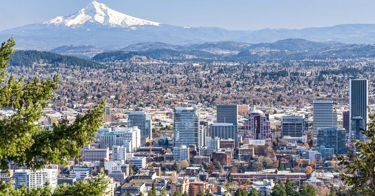 アメリカ・オレゴン州、ポートランド視察