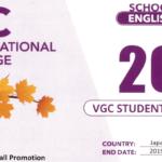 VGC International College 2019年秋の割引プロモーションのお知らせ!