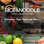 安くて量が多くて美味しいアジアンヌードルレストラン「Rice And Noodle」