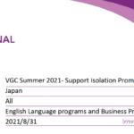 VGC International College 2021年7月最新割引プロモーションのお知らせ