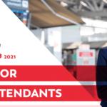 将来CAを目指す留学生のためのEnglish for Flight attendantsコース!(2021/08/14更新)