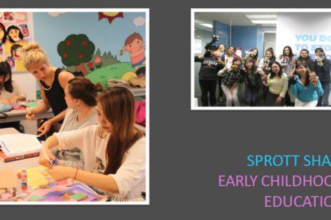 カナダの就職、永住権の取得に繋がりやすいEarly Childhood Educator(保育士)!